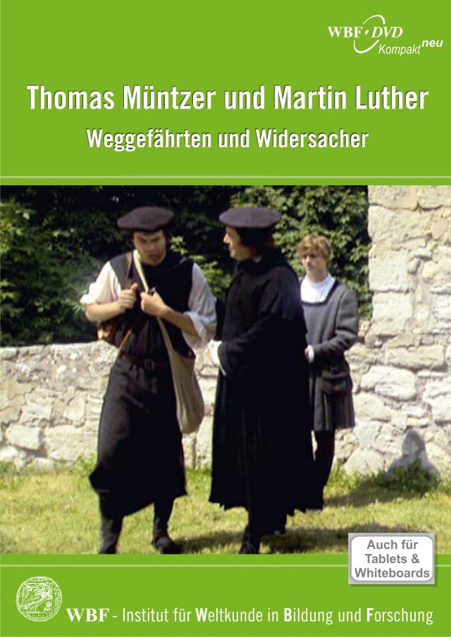 Thomas Müntzer und Martin Luther